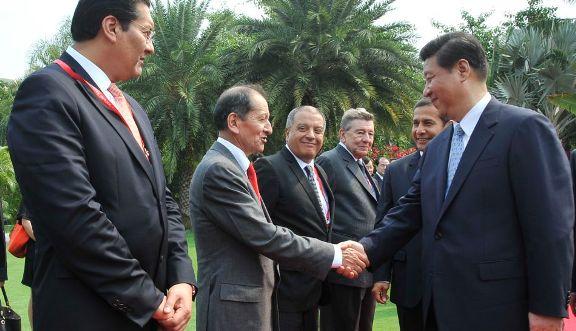 Xi Jinping - Jorge Merino