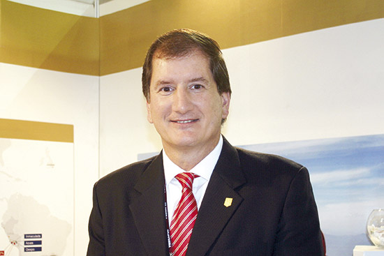 Cesar Aguirre: ProExplo 2013 cumplió con metas trazadas
