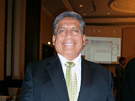 presidente del Comité de Operación Económica del Sistema Interconectado Nacional (COES), César Butrón