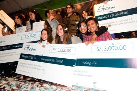 Etecom - Ganadores 2012