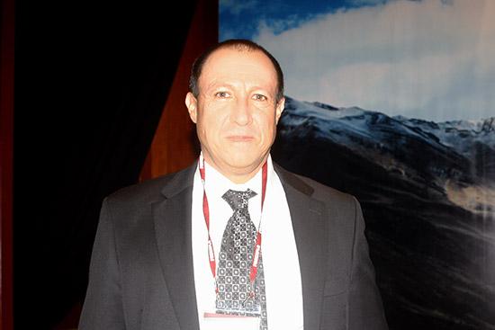 Javier Del Río, director ejecutivo de Desarrollo de Negocios para Sud-América de Hudbay
