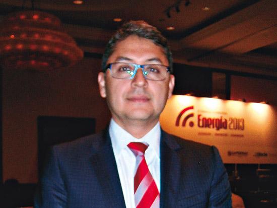 José Estela, gerente de Energía de Volcan Compañía Minera.