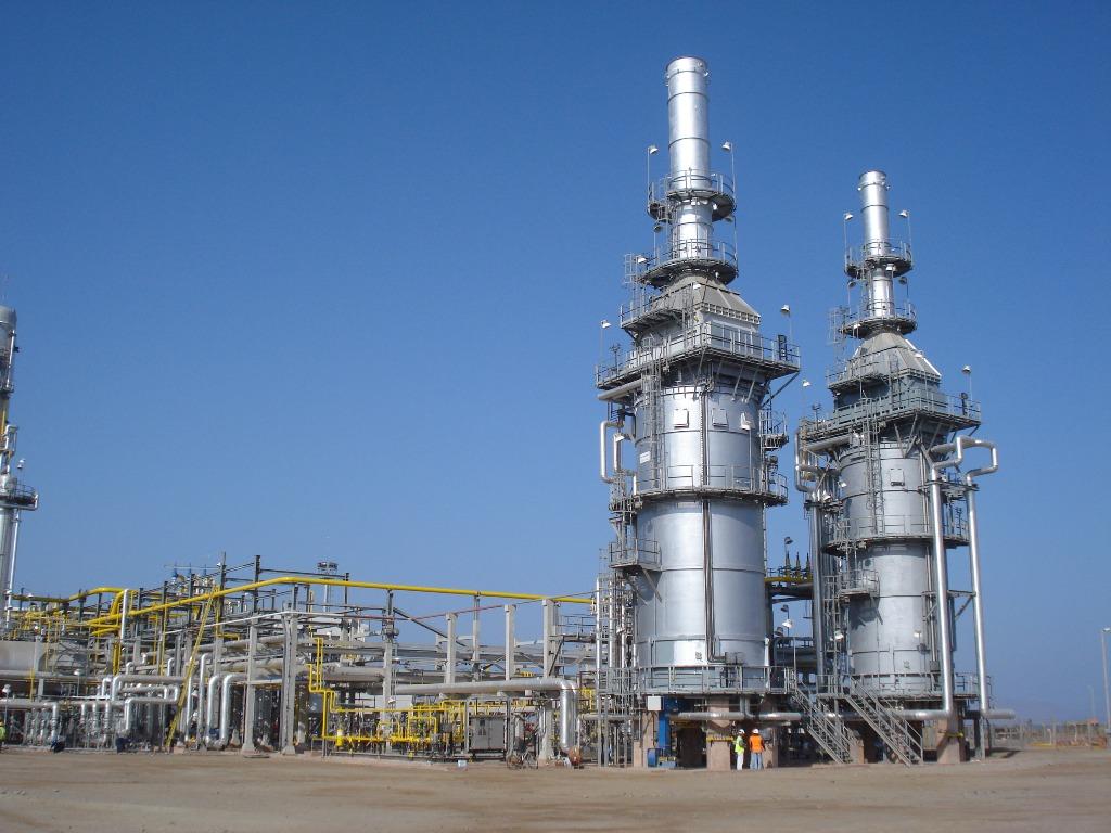 Proyecto Eficiencia Energética en Planta de Gas Malvinas