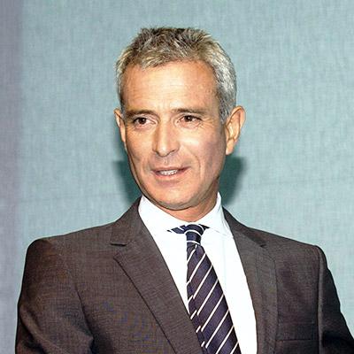 El presidente de la CONFIEP, Alfonso García Miró.