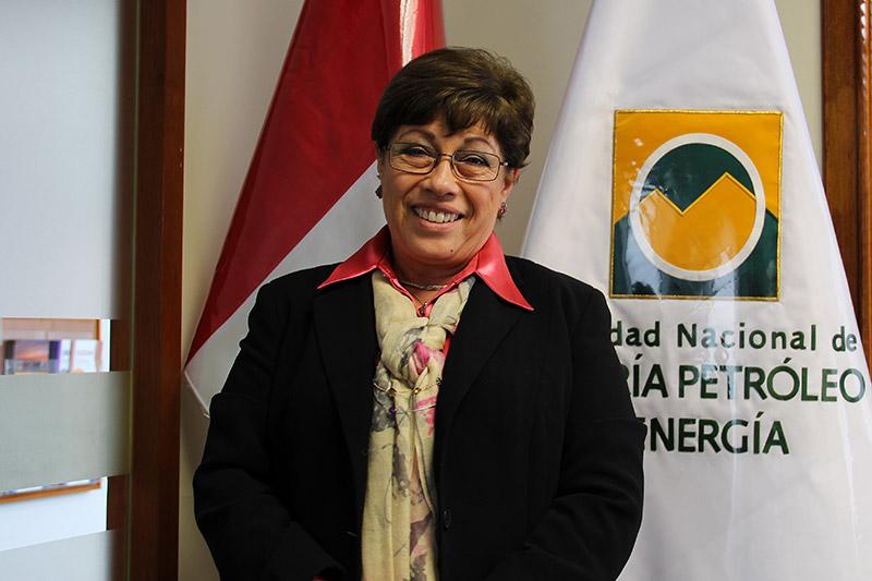 Eva Arias, Presidente del Directorio de Compañía Minera Poderosa S.A. y presidente de la SNMPE.