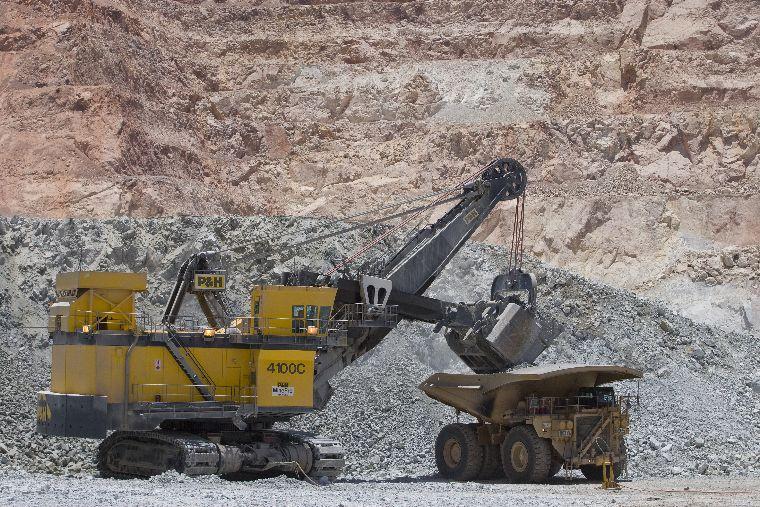Proyectos mineros 2013,2014.