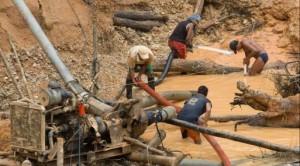 Minería ilegal-Puno