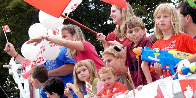 Canadá celebra Día del Niño