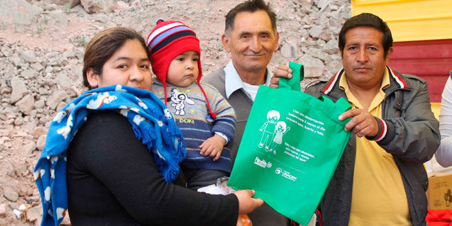 Familias Saludables Asociación UNACEM