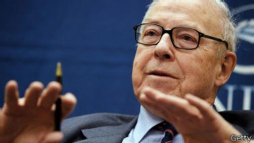 Hans Blix, exinspector de la ONU, cree que hay que apostar por el torio.