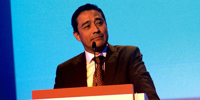 Luis Rivera, gerente de Glencore en Perú