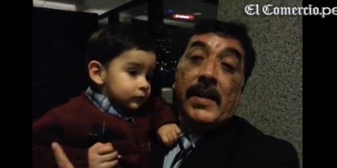 Mi nieto y yo