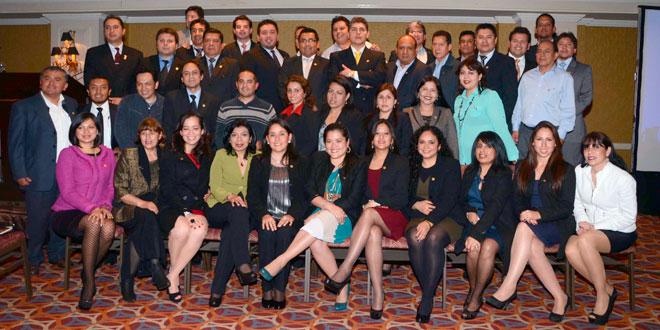Se gradúa en el Perú la primera promoción en Medicina Ocupacional