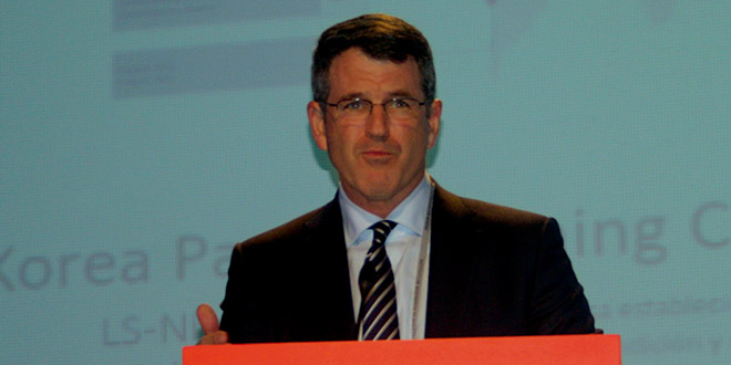Steven Botts, presidente de la Minera Panamá