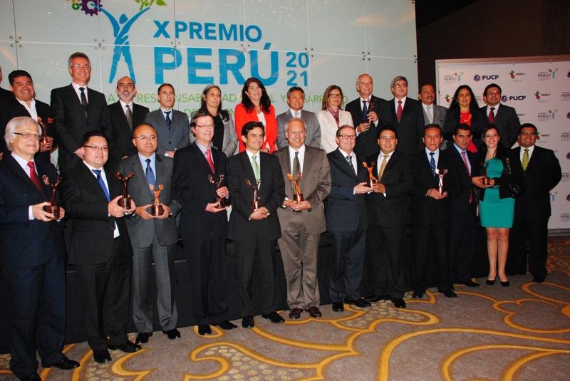 X Premio Perú 2021