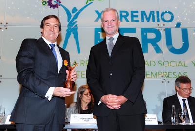 Backus en Piura gana Premio Perú 2021