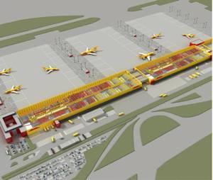 FOTO DHL Leipzig Cargo