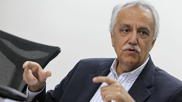 Vicepresidente de la Confiep, Gonzalo Prialé (Foto: Peru21)