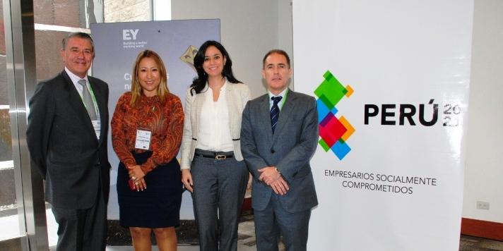 Grupal Perú 2021 y GRI