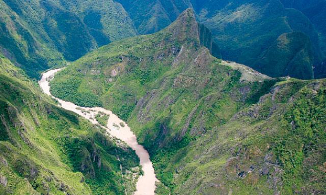 Hidroeléctricas en el Cusco