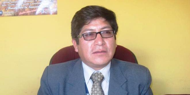 Juan Uriel Ramos Alarcón, director de Energía y Minas (Foto: Correo)