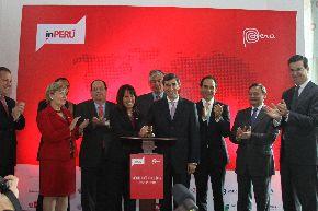 Perú dio campanazo en Bolsa Mexicana de Valores