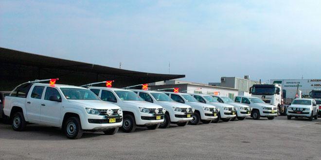 Volkswagen entrega camionetas Amarok a la empresa Ransa