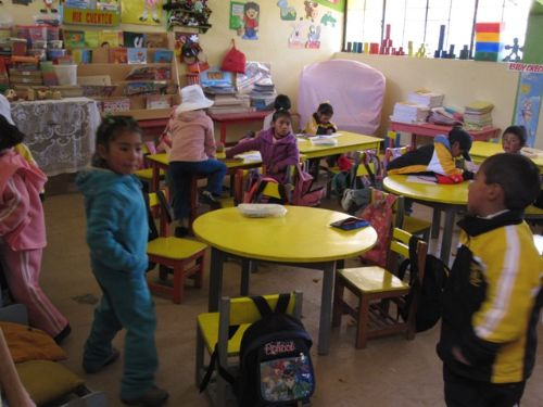 Con apoyo de Gobierno Regional de Huancavelica mejoran condiciones de aldea infantil San Francisco de Asís. Foto:ANDINA/Difusión