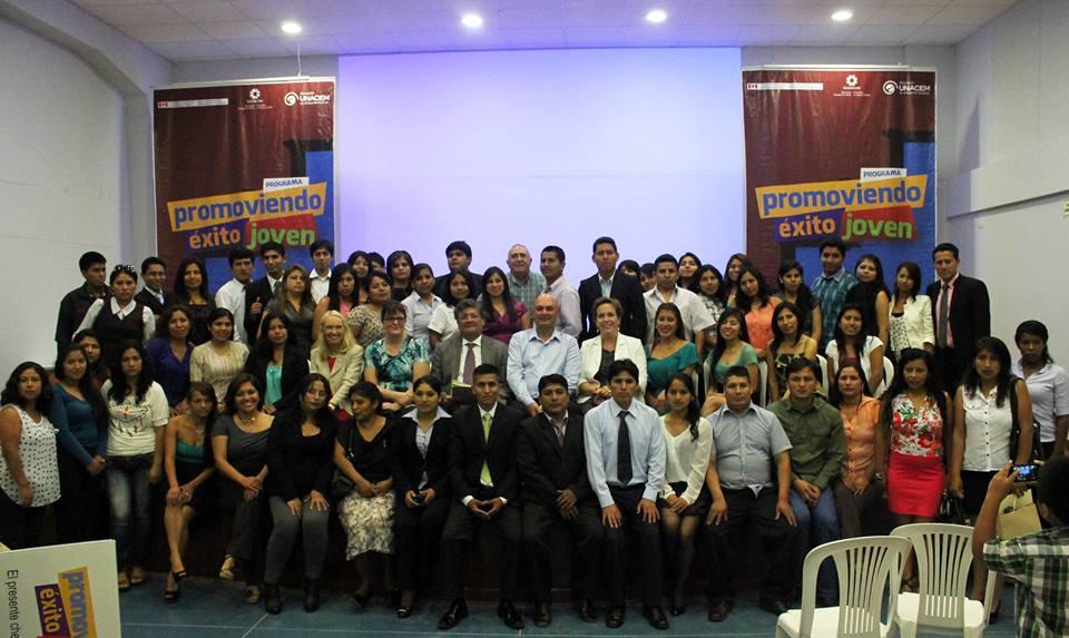 Asociación UNACEM Jóvenes de Lima Sur se benefician con 300 mil soles