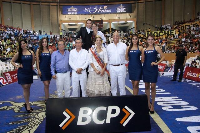 BCP premió al Campeón de Campeones en el 54° Concurso Nacional de Marinera