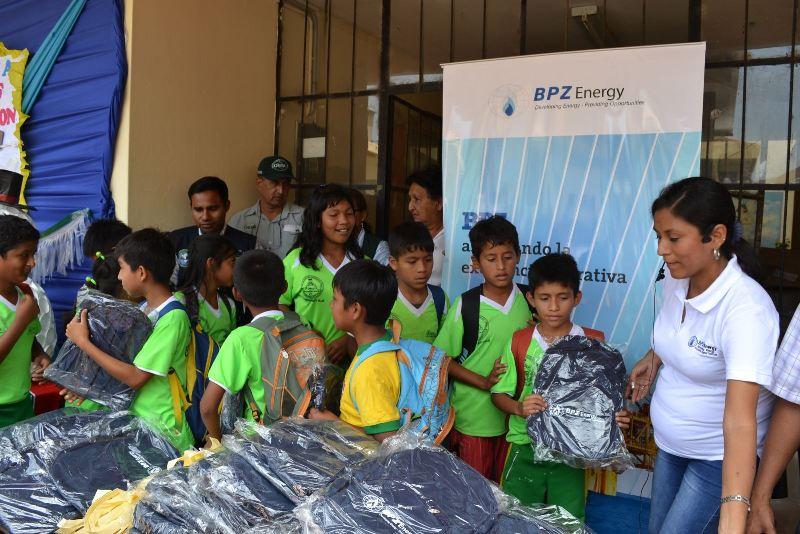 BPZ desarrolla programa de educación ambiental y limpieza de playas
