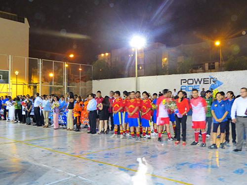 Campeonato INGEMMET