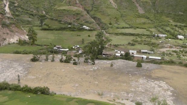 Cerca de 30 mil afectados dejó el embalse del río Mantaro
