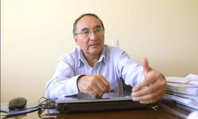 director de la Autoridad Administrativa del Agua I Caplina-Ocoña, Ronald Fernández (Foto: La República)