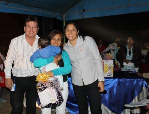 Fenix Power promueve el emprendimiento de las mujeres del distrito de Chilca