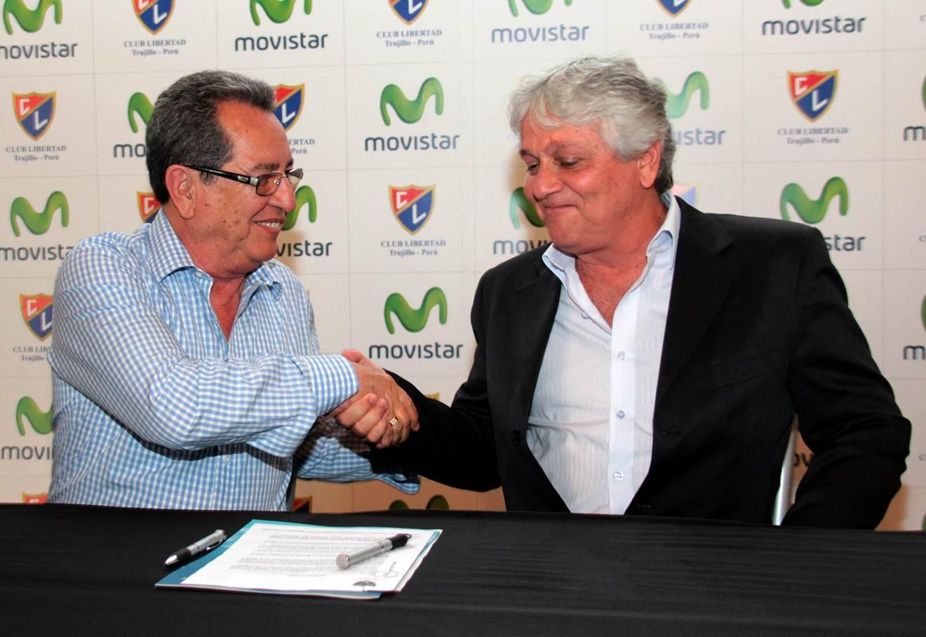 Firma convenioFernandoBurmester-Romulo Berendson