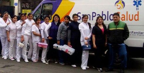 Grupo San Pablo