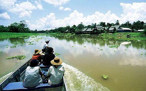 Hidrovía Amazónica
