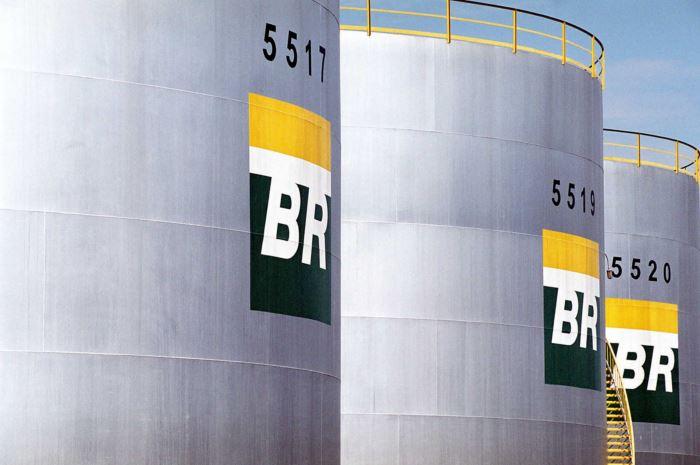 Incendio en refinería de Petrobras