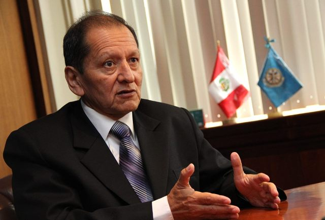 Jorge Merino Tafur