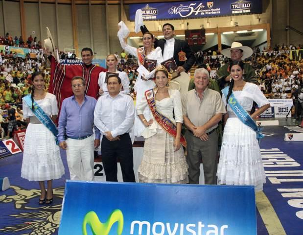 Movistar premia Categoria Senior