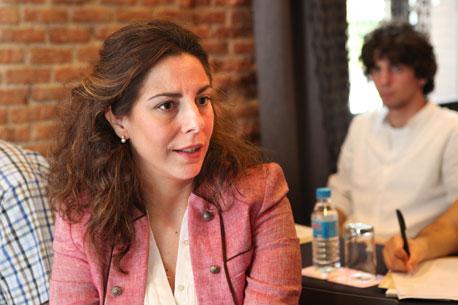 Noelia de Lucas, directora comercial de Hays España (foto: banca15.com)