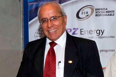 Rafael Zoeger, gerente general de BPZ Energy.