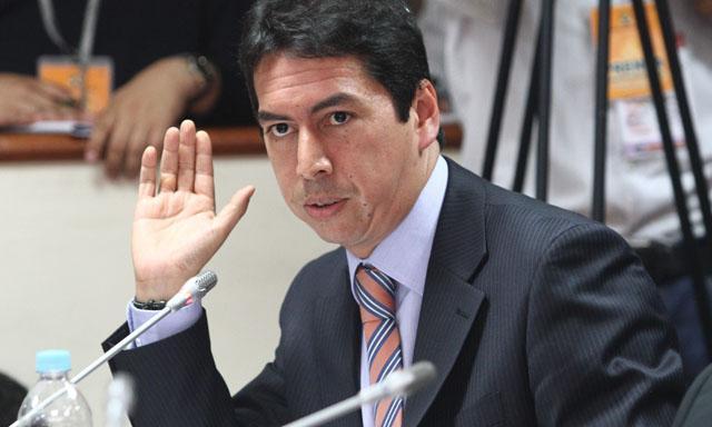 José Miguel Castro, gerente de la Municipalidad de Lima (Foto: La República)