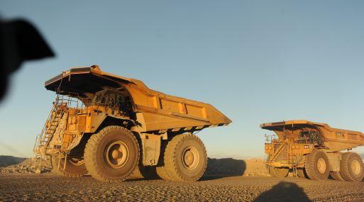 La cifra representa una caída de 22% con relación al 2012, debido a factores como el incremento de los costos de producción minera, la caída de los precios internacionales de los minerales y la reducción de la producción de oro.Foto: Gestión