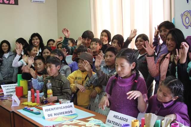 Antapaccay Clausuran programa de vacaciones útiles 2014 en Espinar