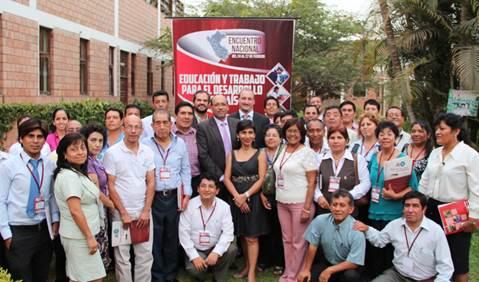 Canadá fomenta capacitación laboral en el Perú