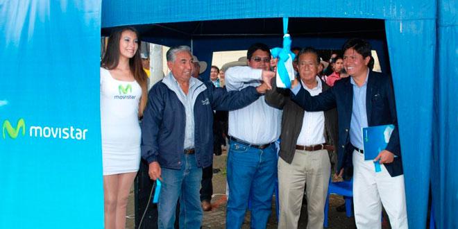 Distrito de Matara accede a servicios de telecomunicaciones