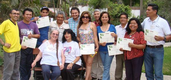 MINAM realizó el Primer Encuentro de Maestros Globe Perú 2014