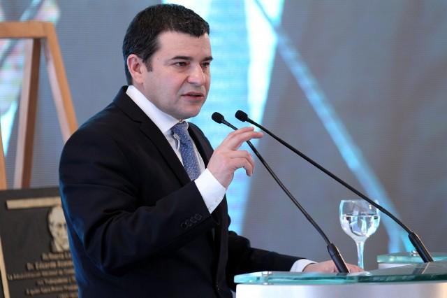 Presidente de la petrolera argentina YPF, Miguel Galuccio.